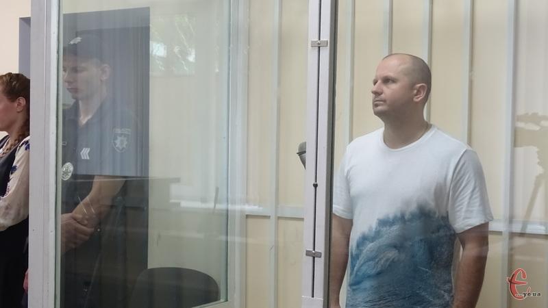 Роман Миколаїв перебуватиме під вартою до середини вересня