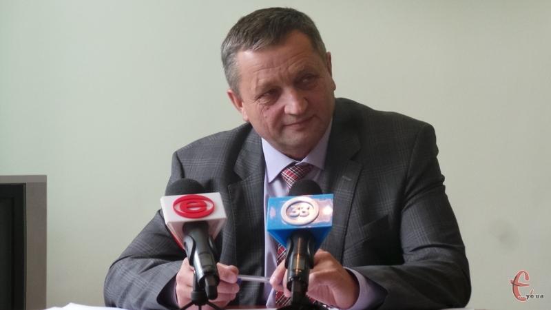 Новопризначений голова Апеляційного Анатолій Марцинкевич
