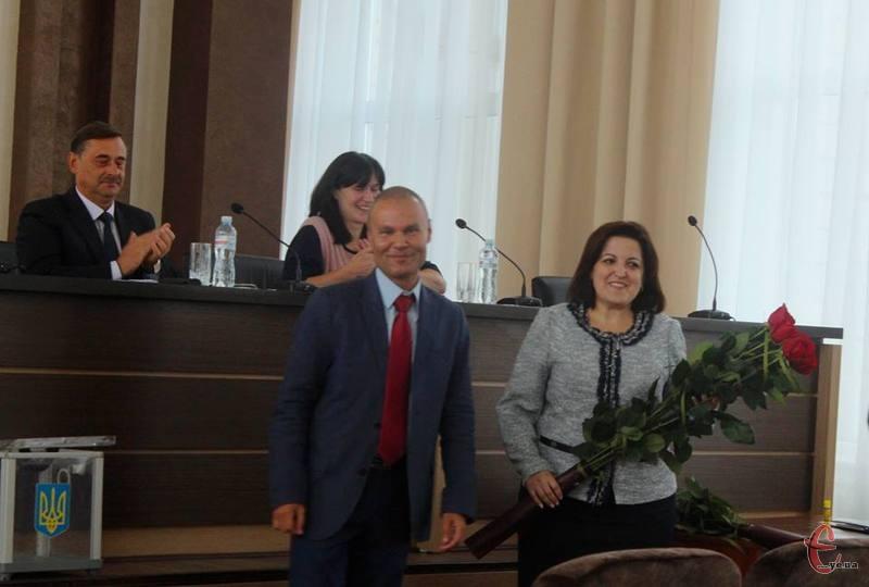 Головою Хмельницького апеляційного суду став Сергій Болотіни, заступник голови - Тетяна Спірідонова