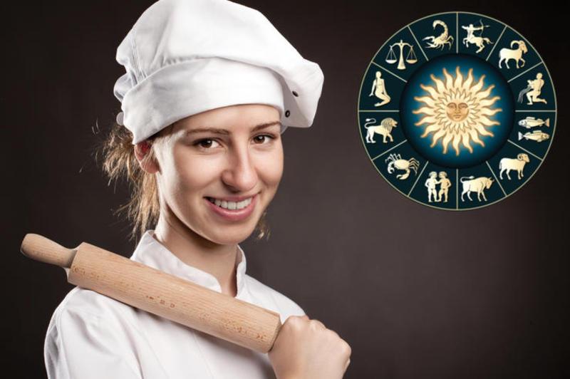 Телець, Рак та Козоріг - кулінарні генії та чародії.
