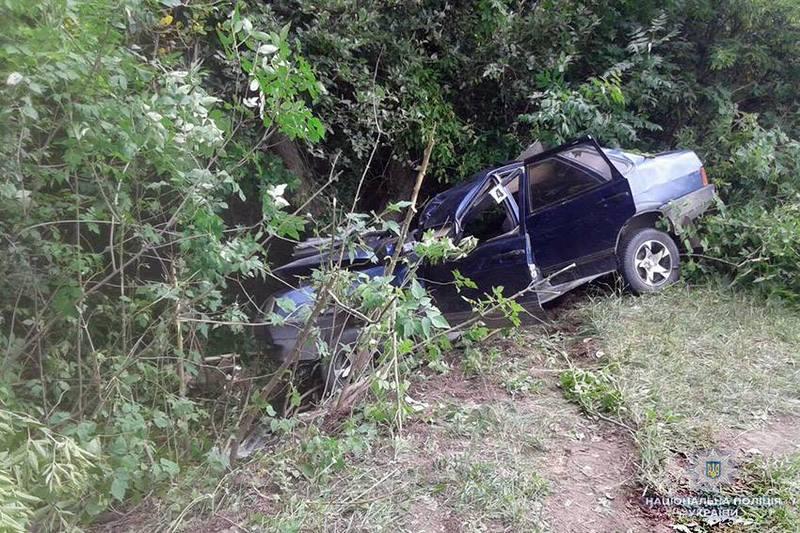 Аварія неподалік Чорного Острова завершилася смертю для 23-річного пасажира