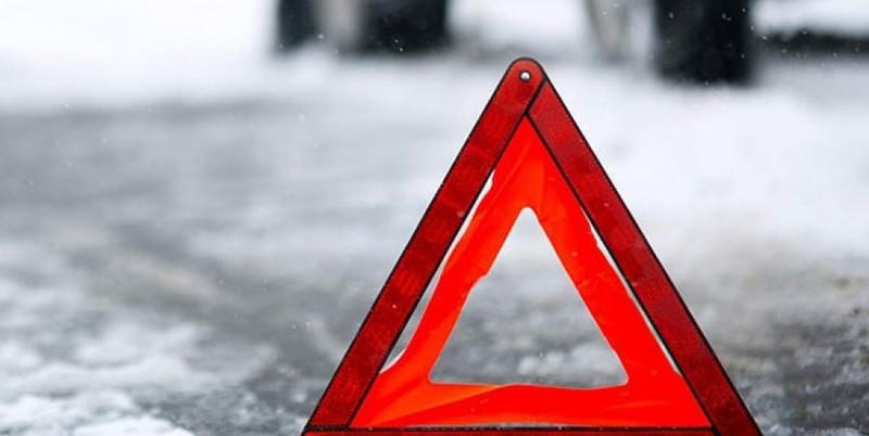 Ввечері 3 січня в Кам'янці-Поділському сталася аварія, внаслідок якої один із водіїв отримав травми