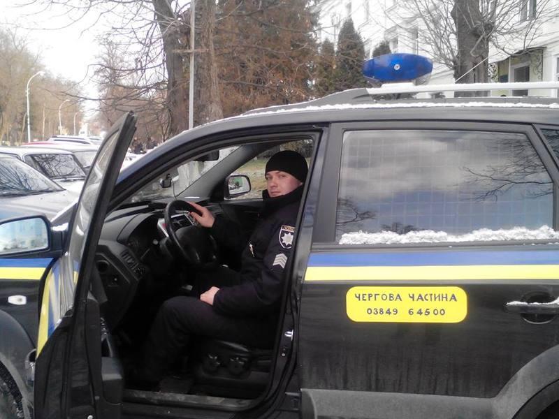 Авто поліцейськи обладнали відеореєстраторами