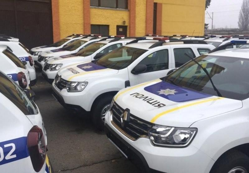 43 автомобілі передали для роботи ПОГів на Хмельниччині