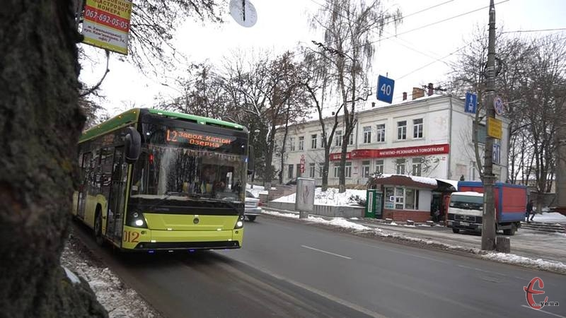 За три місяці нові тролейбуси і автобуси надійдуть у використання ХКП «Електротранс»