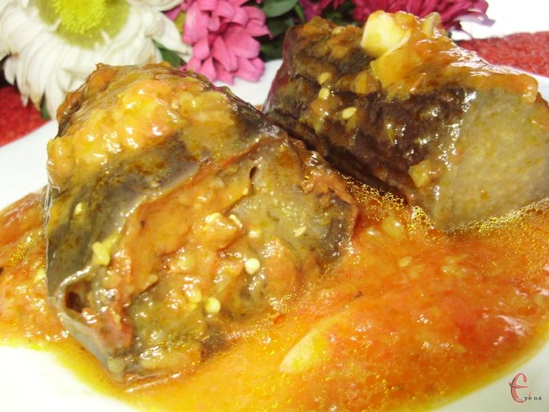 Холодна страва, яка посіла почесне перше місце у моєму рейтингу рецептів із баклажанів.