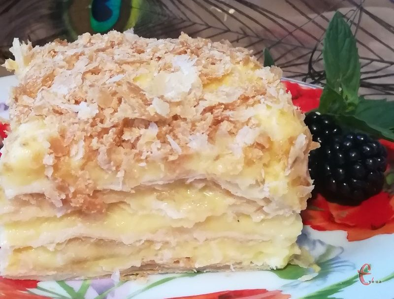 Нетрадиційна, незвична, проте дуже смачна інтерпретація всіма улюбленого десерту.