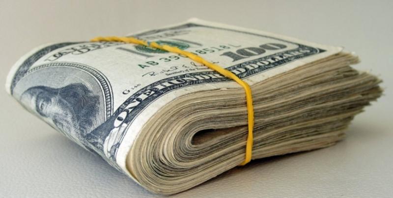 20 тисяч доларів зникло з опломбованого мішка
