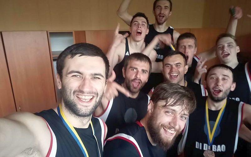 БК ДіДіБао виграв малий фінал та став бронзовим призером чемпіонату України з баскетбол в першій лізі