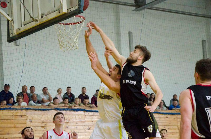 Баскетболісти ДіДіБао не вийшли у фінал, але зіграють за бронзові нагороди чемпіонату України з баскетбол в першій лізі