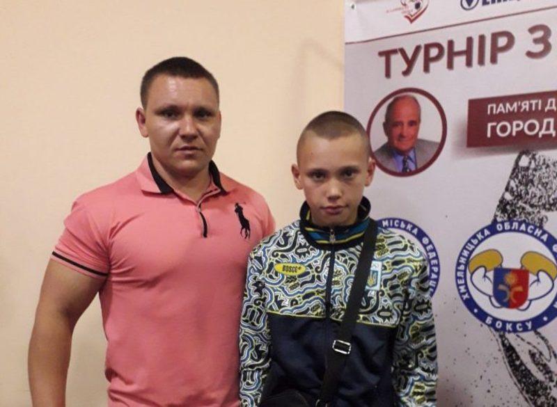 Батько і син Алтуняни поїдуть на Чемпіонат Європи з боксу