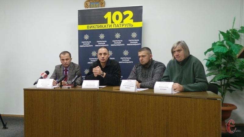 У Хмельницькому підбили підсумки «Тижня безпеки дорожнього руху»