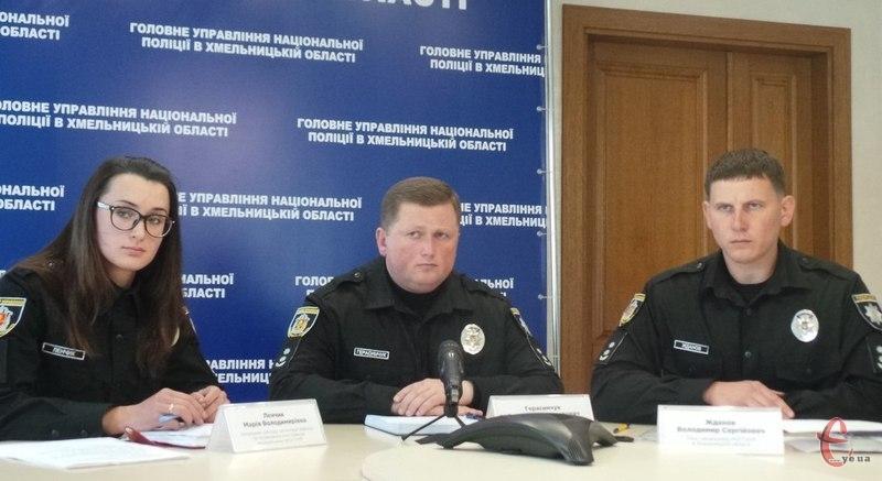 На Хмельниччині шукають 109 поліцейських