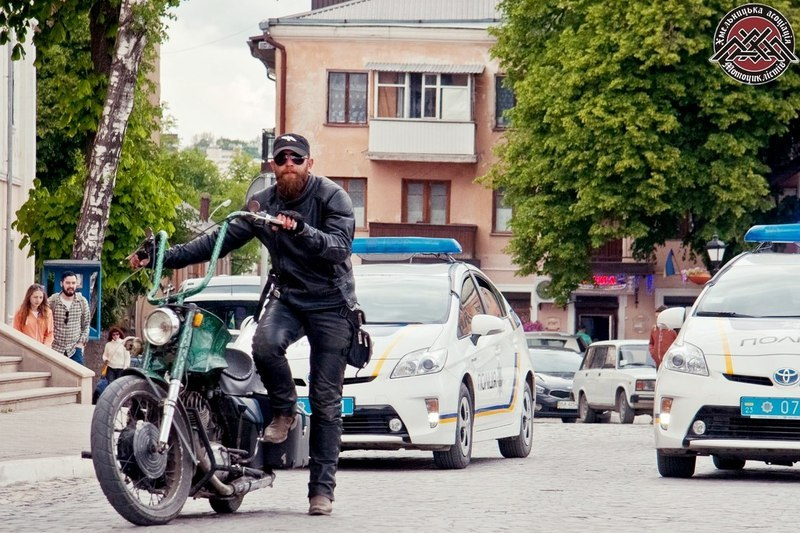 З 1 квітня на вулицями міста почнуть їздити мотоциклісти