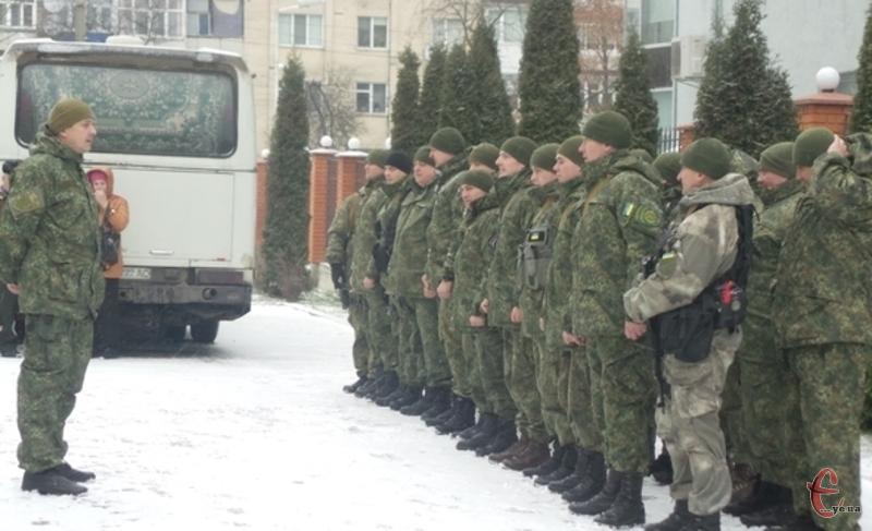 Правоохоронці, які їдуть у відряджений в зону АТО, повністю забезпечені