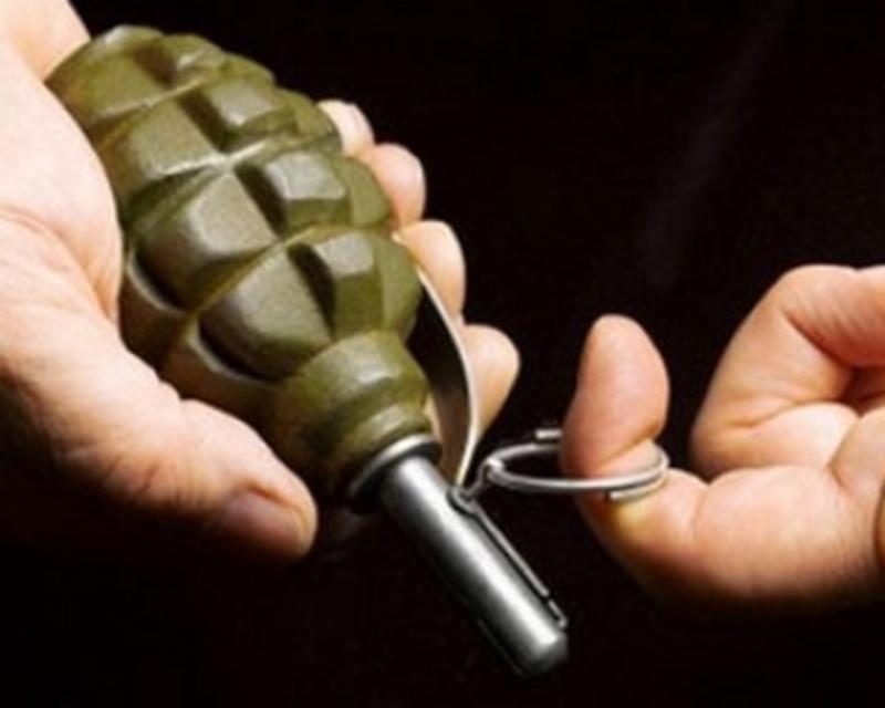 Правоохоронці з'ясували, що граната - навчальна