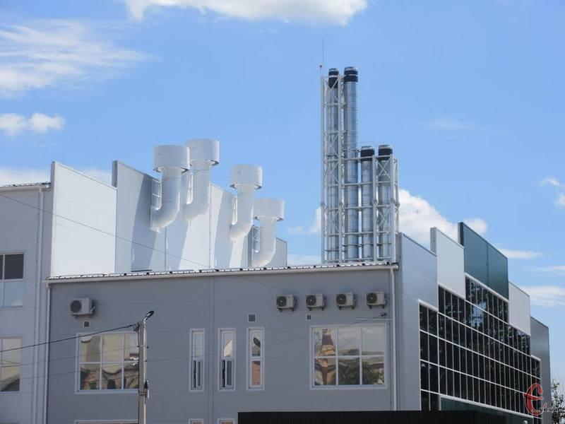 Така теплоелектростанція перша в Україні, третя у Європі та лише п'ята у світі