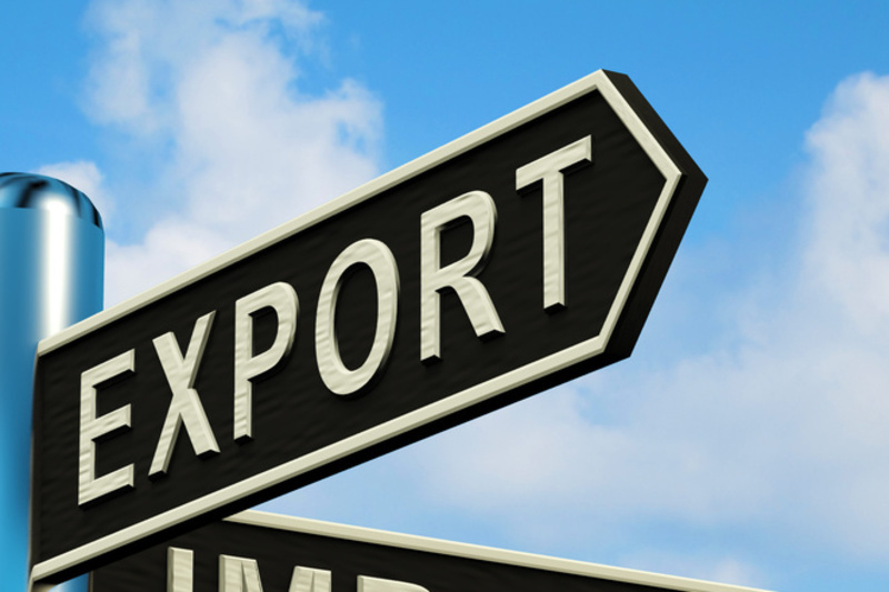 Підприємці активно продають товари закордон