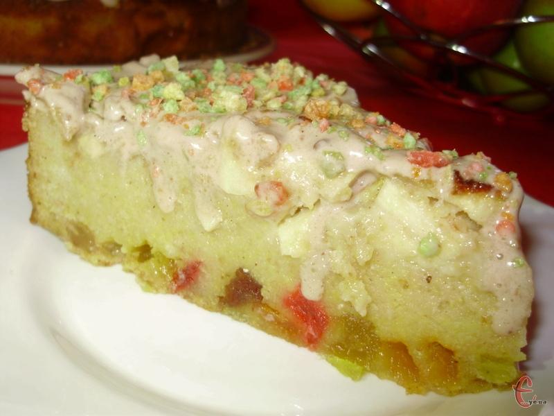 Болонський пиріг — це швидкий десерт. Всі інгредієнти для нього цілком доступні та знайомі
