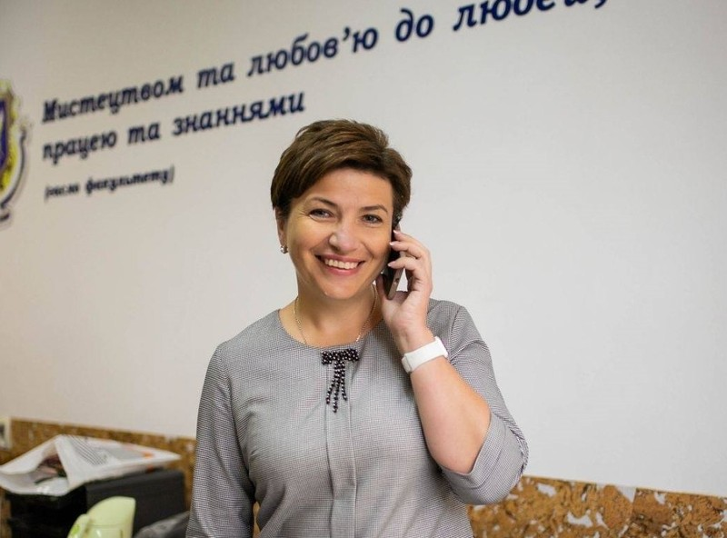 Інна Ящук на місцевих виборах змагатиметься за крісло Хмельницького міського голови від політичної партії «Слуга народу».