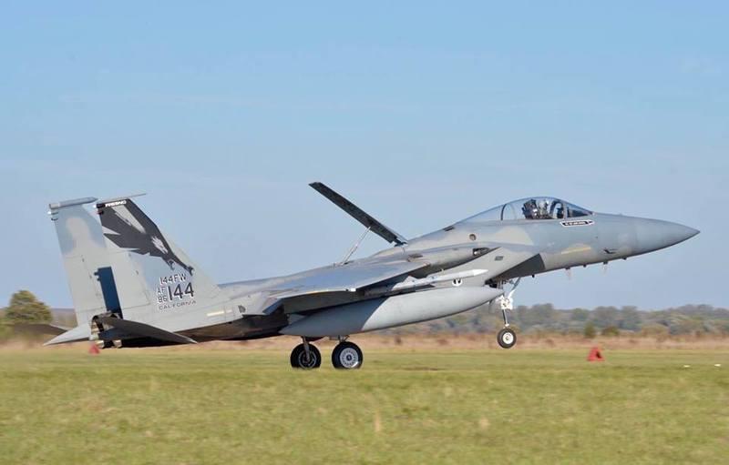 Навчання бойової авіації в Старокостянтинові триватимуть до 19 жовтня