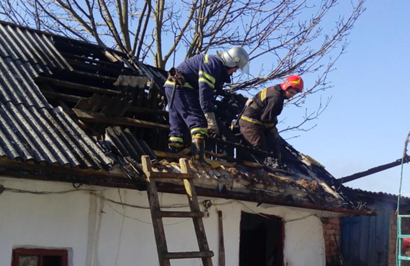 За минулу добу рятувальники Хмельниччини ліквідували 9 пожеж у житловому секторі