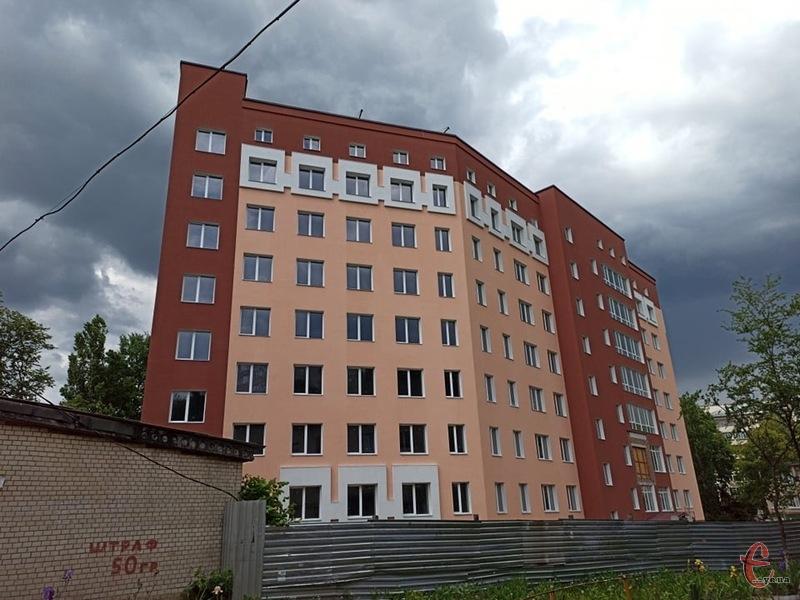 Корпус обласної дитячої лікарні почали споруджувати у 2018 році