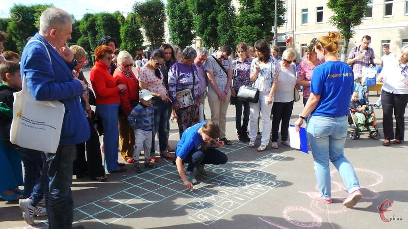 Хмельничани взяли участь у вікторинах про ЄС