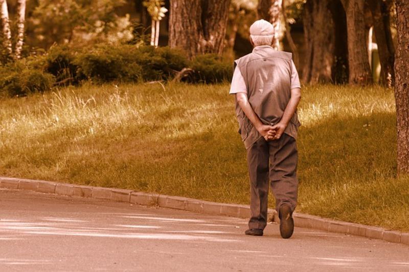 В установі проживають люди переважно похилого віку