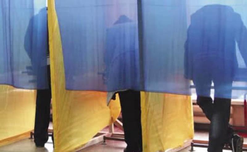 Станом на 16.00 годину на Хмельниччині проголосувало 40,33 % виборців