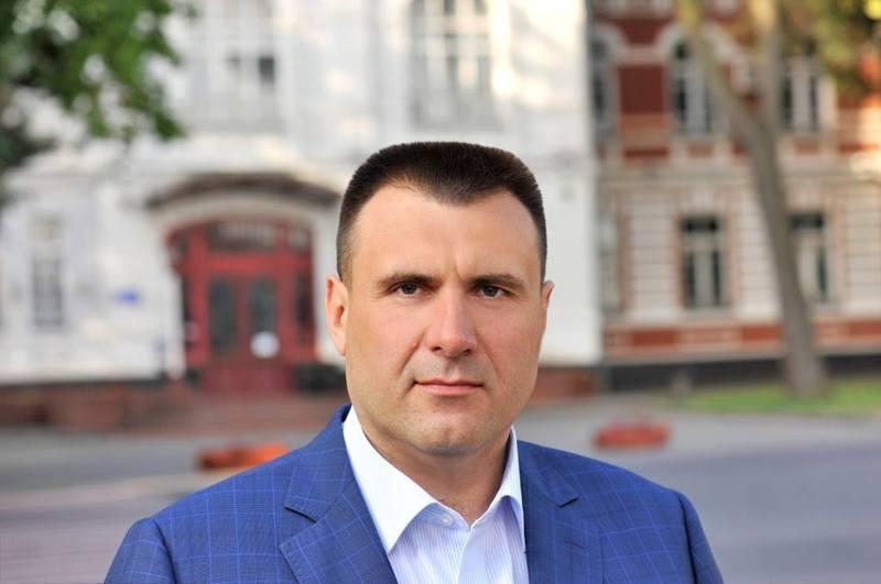 Сергій Мандзій був присутній в залі засідань під час голосування