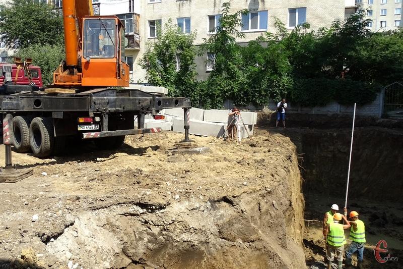 Вартість робіт по договору з підрядником склала 7 мільйонів 400 тисяч гривен