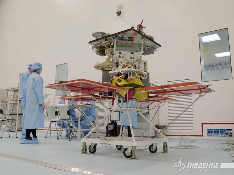 Супутник дистанційного зондування землі «Січ-2-1»