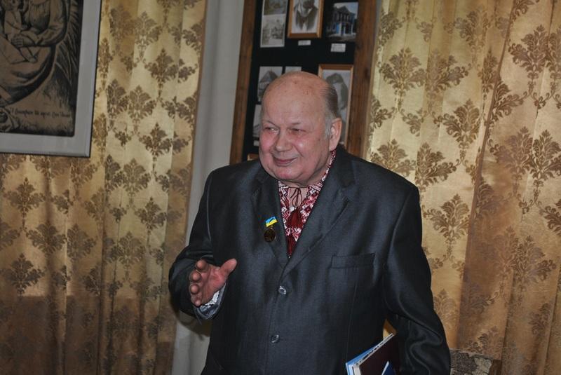 Сьогодні Миколі Мачківському виповнюється 78 років