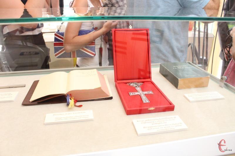 Цього дня у 2013 році у Хмельницький із Кракова приїхав мобільний музей Блаженного Папи Іоанна Павла ІІ