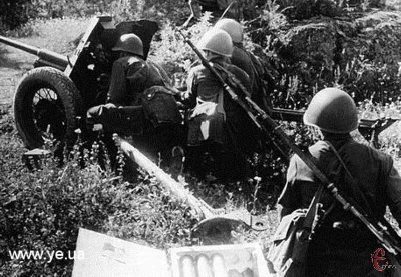 Сьогодні виповнилося 78 років подвигу Якова Кольчака у бою під Новою Ушицею