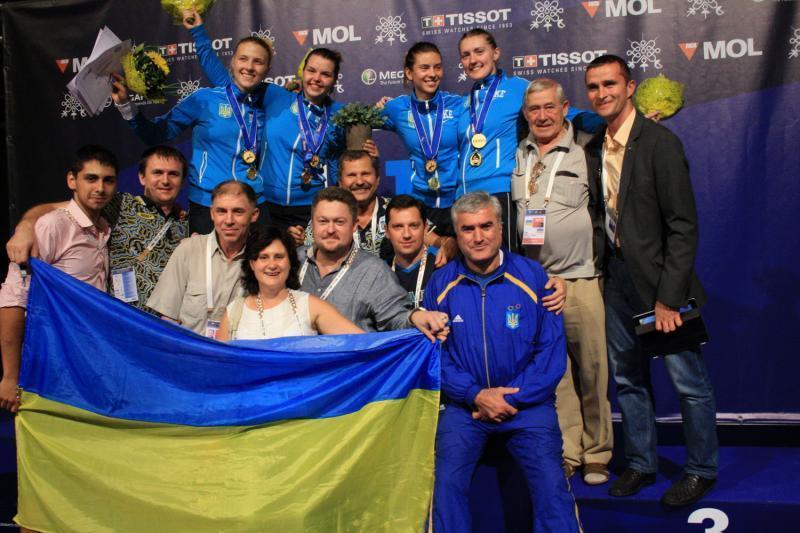 У 2013 році нетішинські шаблістки у складі збірної України з фехтування перемогли на чемпіонаті Світу