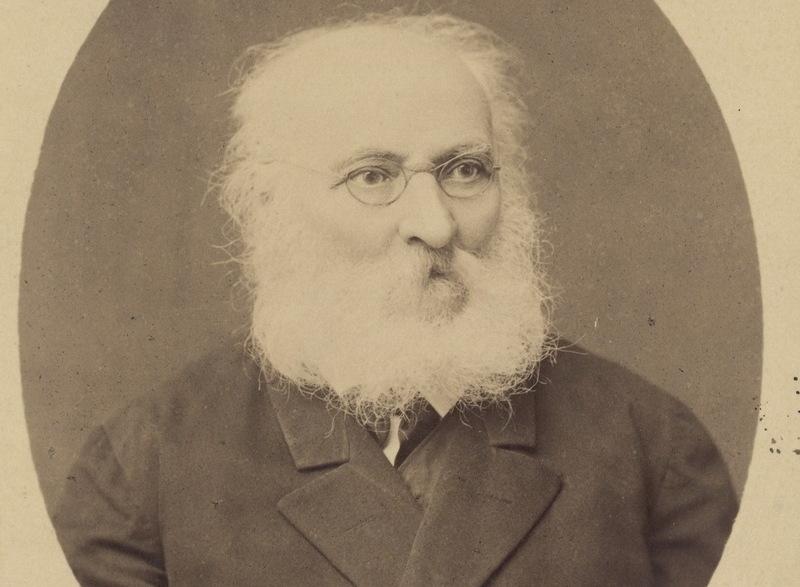 Авраам Готлобер переважно писав на івриті, але також вдавався й до їдишу під час написання віршів і драм