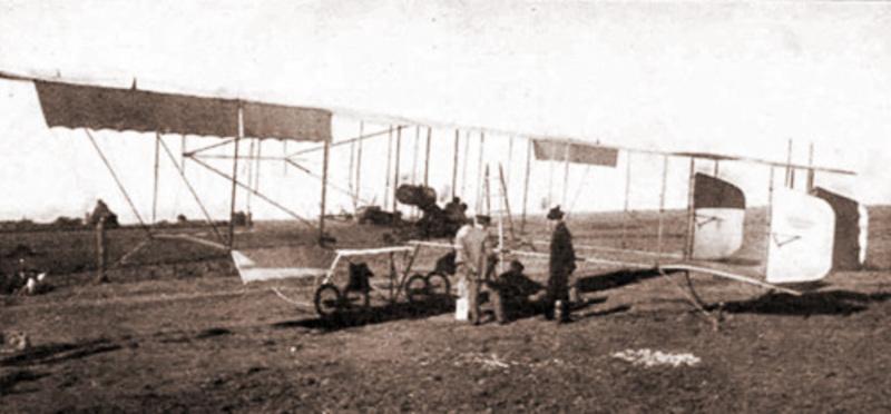 Цього дня у 1911 році мешканці Проскурова вперше в небі побачили літака