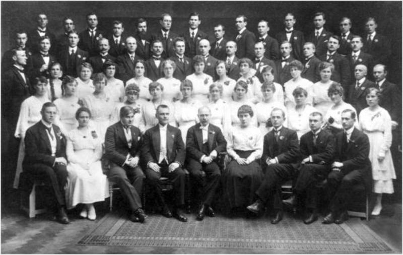 Української республіканської капели Бельгія, Антверпен 31 січня 1920 рік
