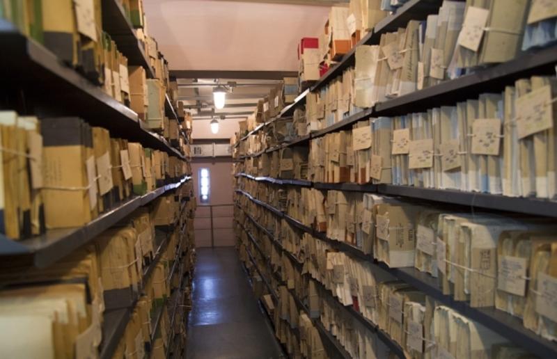 1 лютого 1921 року у Кам'янці-Подільському створено перший архівний відділ