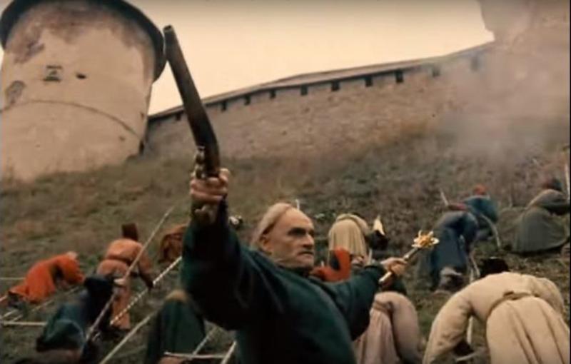20 листопада 2001 року у у Кам'янці-Подільський знімали фільм «Богдан-Зиновій Хмельницький»