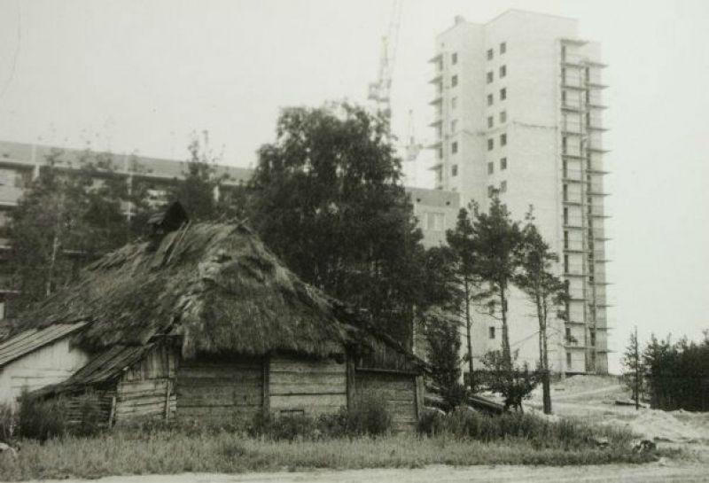 З початком будівництва АЕС село Нетішин поступово перетворилося в місто