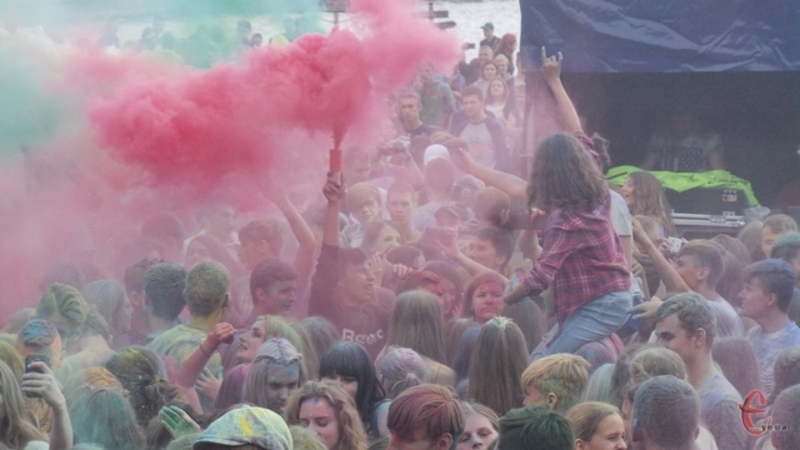 Три роки тому цього дня у Хмельницькому святкували ювілейний і останній «Green Fest»