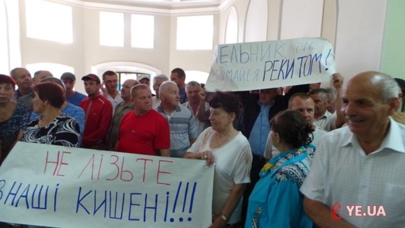 Цього дня у 2014 році понад сотня жителів мікрорайону Гречани вимагала скасування