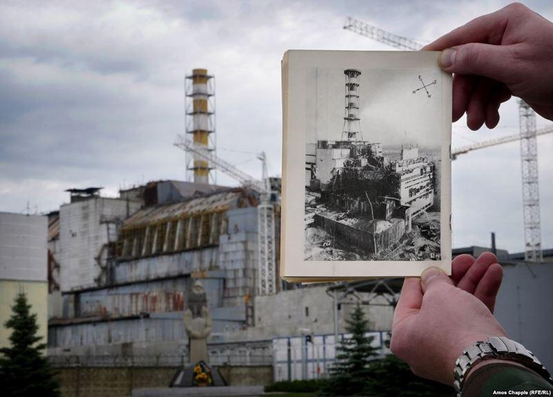 26 квітня 1986 року на четвертому енергоблоці Чорнобильської АЕС стався вибух