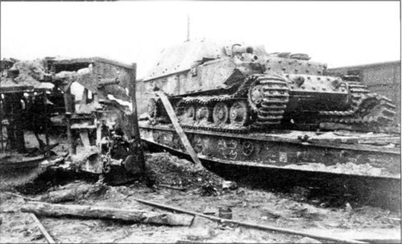Шепетівка після відступу німецьких військ, 1944 рік