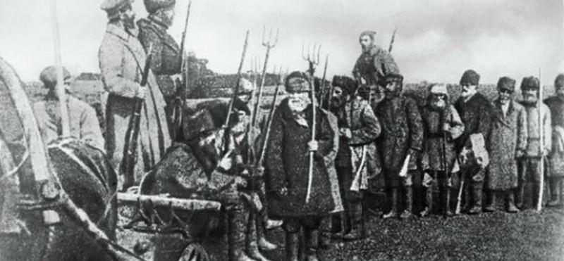 В ці дні у 1930 році продовжувалися селянські повстання проти колективізації на Шепетівщині