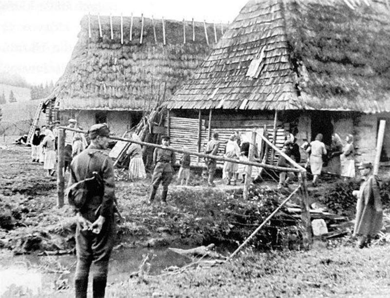 28 квітня 1947 року у Польщі о четвертій годині ранку почалася операція
