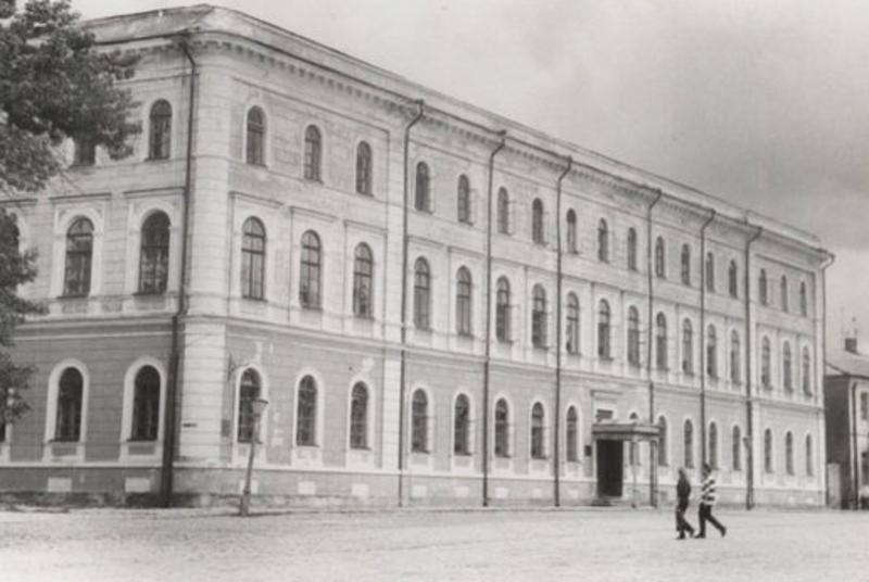 У Кам'янці-Подільському збереглась будівля де у 1929 році оселився комбінат кооперативної освіти